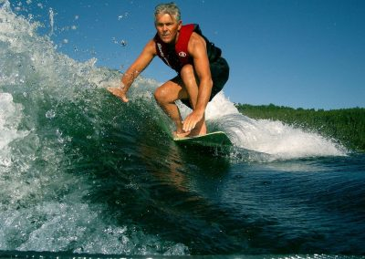 kevin cameron surfing